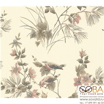 Обои 1838 Rosemore 1601-100-03 купить по лучшей цене в интернет магазине стильных обоев Сова ТД. Доставка по Москве, МО и всей России