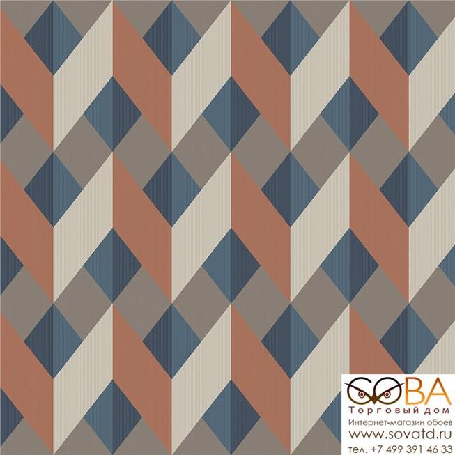 Обои Milassa Geometrica GM5-021 купить по лучшей цене в интернет магазине стильных обоев Сова ТД. Доставка по Москве, МО и всей России