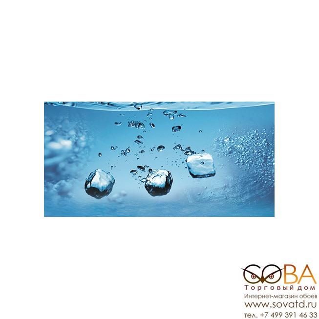 Декор Water  D2D224 40х20 купить по лучшей цене в интернет магазине стильных обоев Сова ТД. Доставка по Москве, МО и всей России