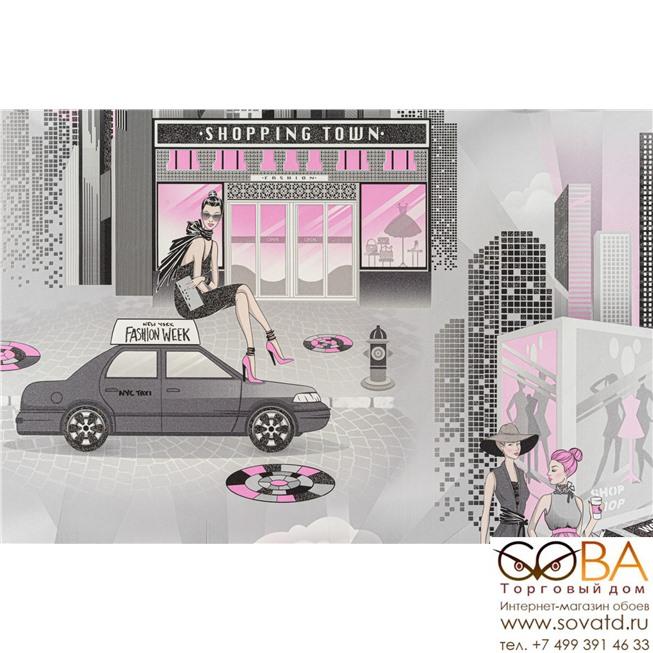 Обои OVK Design Артекс Fusion Mix 10293-04 купить по лучшей цене в интернет магазине стильных обоев Сова ТД. Доставка по Москве, МО и всей России