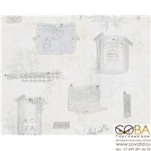 Обои A.S. Creation 95668-3 Djooz купить по лучшей цене в интернет магазине стильных обоев Сова ТД. Доставка по Москве, МО и всей России