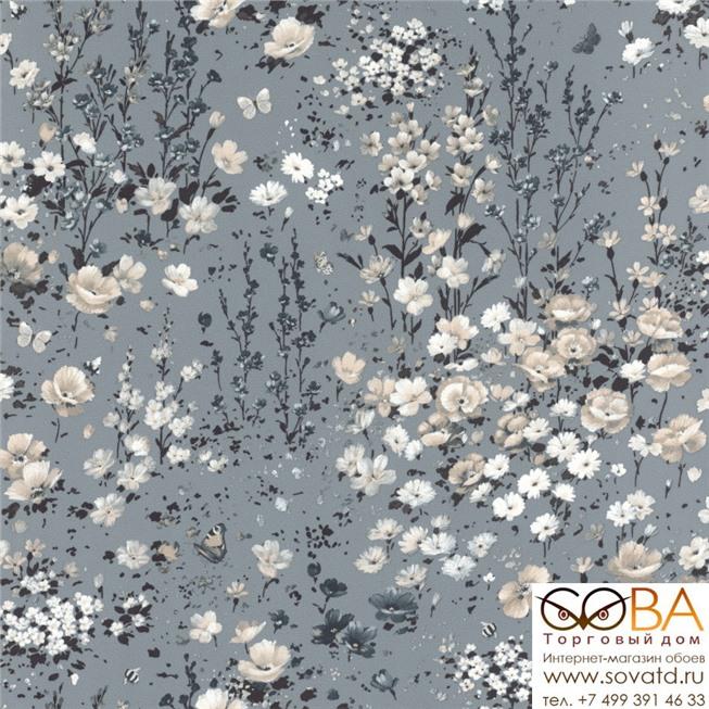 Обои Rasch Textil Petite Fleur 5 288369 купить по лучшей цене в интернет магазине стильных обоев Сова ТД. Доставка по Москве, МО и всей России