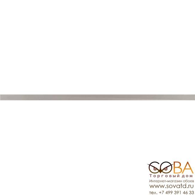 Бордюр Pamesa  Metal Plata Mate 2 x 60.1 купить по лучшей цене в интернет магазине стильных обоев Сова ТД. Доставка по Москве, МО и всей России