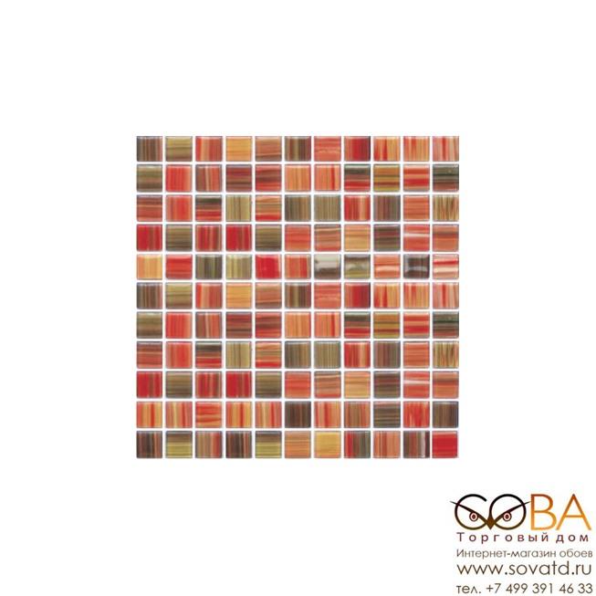 Мозаика P105  (2,5х2,5) 30х30 купить по лучшей цене в интернет магазине стильных обоев Сова ТД. Доставка по Москве, МО и всей России