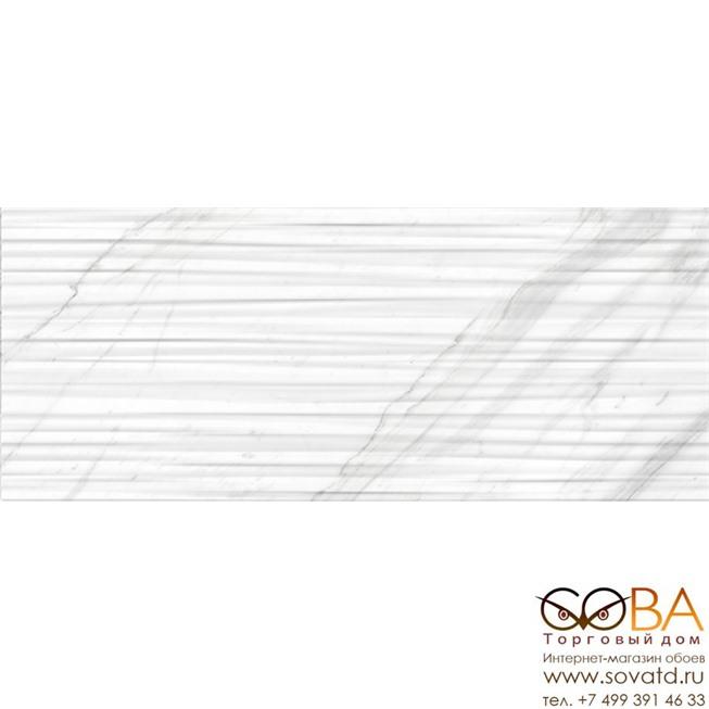 Плитка Celia white  настенная 02 25х60 купить по лучшей цене в интернет магазине стильных обоев Сова ТД. Доставка по Москве, МО и всей России