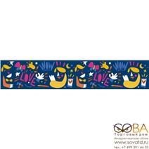 Бордюр Limonta 99404 Play купить по лучшей цене в интернет магазине стильных обоев Сова ТД. Доставка по Москве, МО и всей России