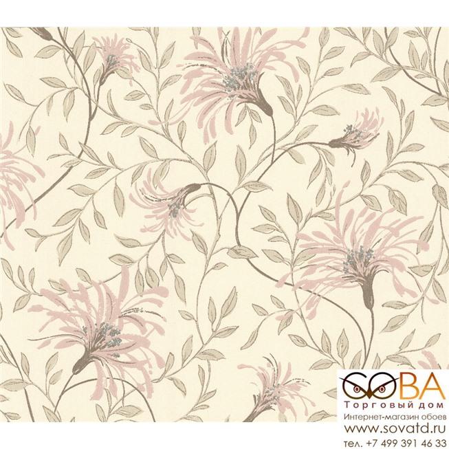Обои 1838 Rosemore 1601-101-02 купить по лучшей цене в интернет магазине стильных обоев Сова ТД. Доставка по Москве, МО и всей России