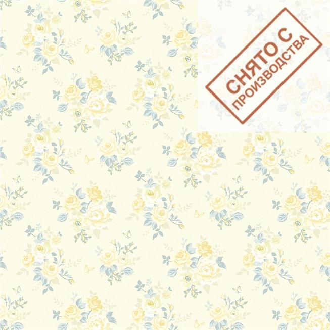 Обои Grandeco LF 3101 Little Florals купить по лучшей цене в интернет магазине стильных обоев Сова ТД. Доставка по Москве, МО и всей России