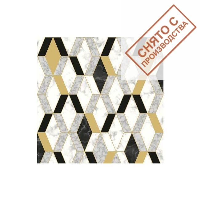 Обои Ugepa Hexagone L63802 купить по лучшей цене в интернет магазине стильных обоев Сова ТД. Доставка по Москве, МО и всей России