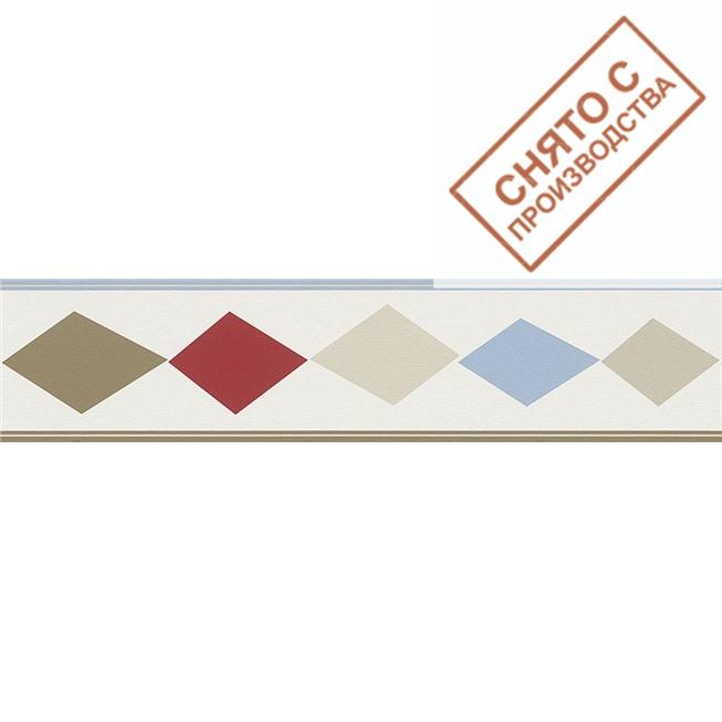 Бордюр Rasch 247923 купить по лучшей цене в интернет магазине стильных обоев Сова ТД. Доставка по Москве, МО и всей России