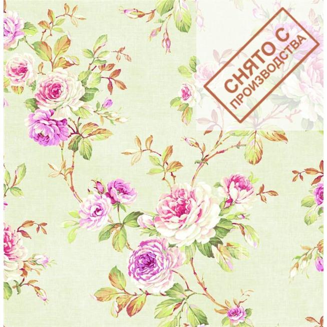 Обои Seabrook RG61405 Garden Rose купить по лучшей цене в интернет магазине стильных обоев Сова ТД. Доставка по Москве, МО и всей России