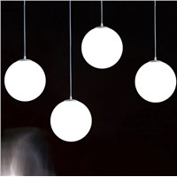 """Подвесной стеклянный светильник """"Матовые шары"""""""