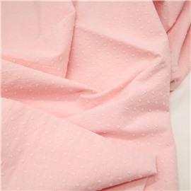 Батист мушки нежно-розовый