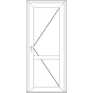 Дверь 1000*2100