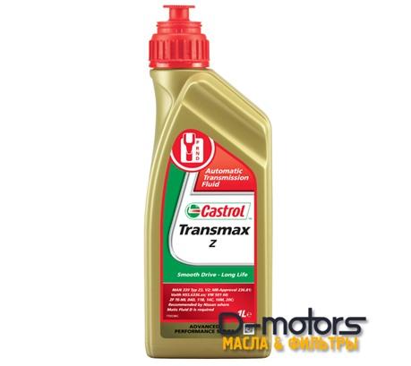 Трансмиссионное масло Castrol Transmax Z (1л.)