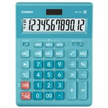 Калькулятор настольный Casio GR-12C-LB-W-EP 12 разрядов 250441
