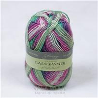 Пряжа Stripy цвет 374, 210м/50г, Casagrande