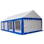 Тент-шатер Митек Гросс 4х8 м (в 4-х местах)