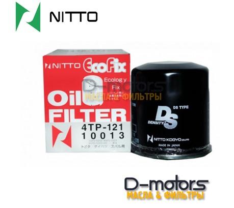 Фильтр масляный NITTO 4TP-121