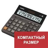 Калькулятор настольный Casio DH-16-BK-S-EP 16 разрядов 250387