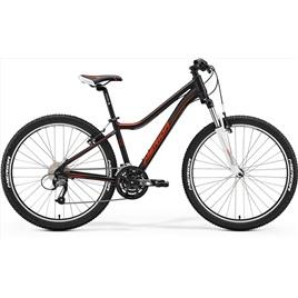 Велосипед Merida Juliet 6.40V Matt Black/Red (2017) , интернет-магазин Sportcoast.ru
