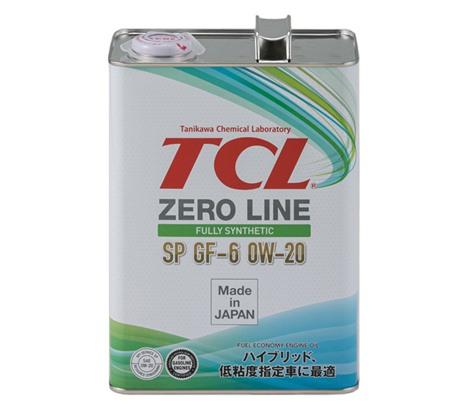 TCL Zero Line 0W-20 SP/GF-6 (4 л.)