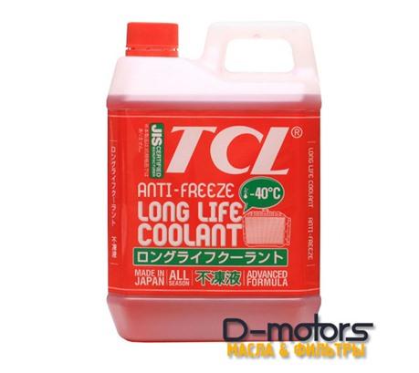 АНТИФРИЗ TCL LLC -40С красный (2л)