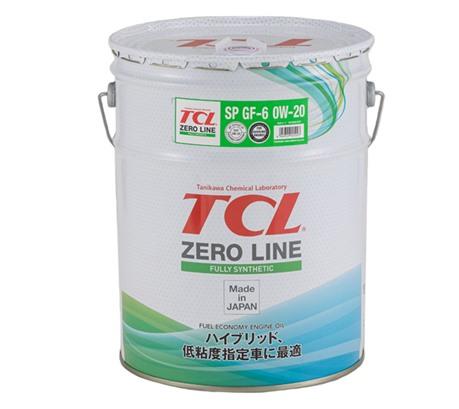 TCL Zero Line 0W-20 SP/GF-6 (20 л.)