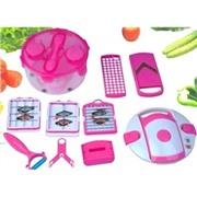 """Овощерезка """"Салад Чиф Смарт"""" (""""Salad Chef Smart""""), 13 предметов"""