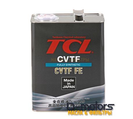 Трансмиссионное масло для автоматических коробок передач TCL CVTF FE (4л)