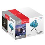 Лазерный проектор Vegas 4 типа проекций, 2 режима работы, 220V 55107