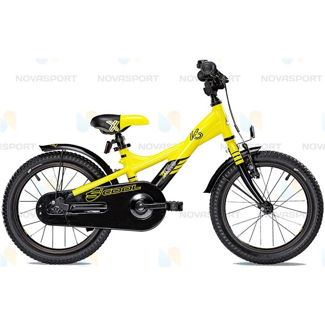 "Велосипед Scool XXlite 16"", интернет-магазин Sportcoast.ru"