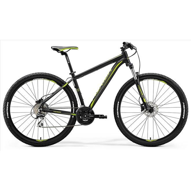 Велосипед Merida Big Nine 20-D Silk Antracite (Sky Blue/Blue) 2018, интернет-магазин Sportcoast.ru