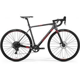 Велосипед Merida Mission СХ5000 Silk Silver (Red) 2019, интернет-магазин Sportcoast.ru