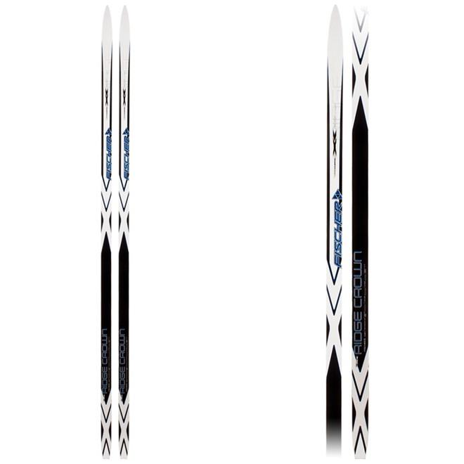 Лыжи Fischer RIDGE CROWN, интернет-магазин Sportcoast.ru