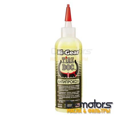 Антипрокол HI-GEAR tire doc ( 240 мл)