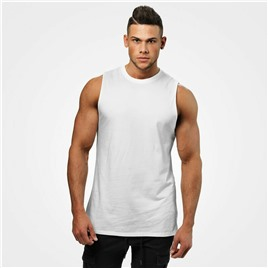 Безрукавка Better Bodies Bronx tank, White