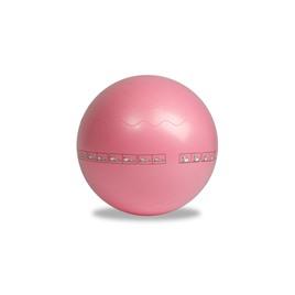 Гимнастический мяч 65 см розовый