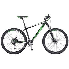 Велосипед Scott Aspect 940 Black/Green/White (2016), интернет-магазин Sportcoast.ru