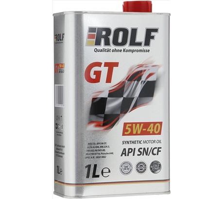 ROLF GT 5W-40 SN/CF (1л.)