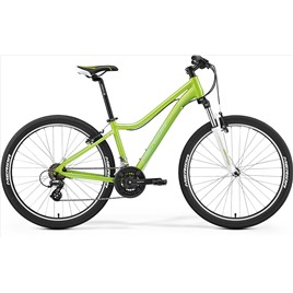 ��������� Merida Juliet 6.10V Green/Lite Green (2017) , интернет-магазин Sportcoast.ru