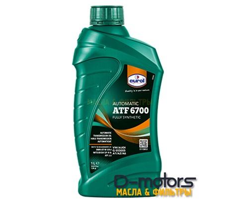 EUROL ATF 6700 ZF 6HP (1л.)