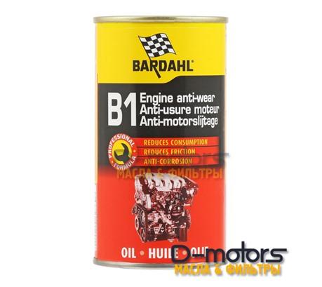 Присадка в моторное масло Bardahl B1 (250 мл.)