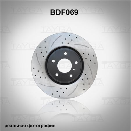 BDF069 - ПЕРЕДНИЕ