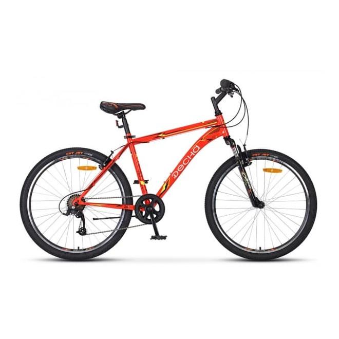 """Велосипед 26"""" Десна 2612 V V010 Красный (LU090678), интернет-магазин Sportcoast.ru"""