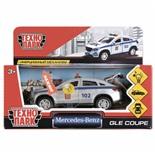 Машина инерционная Технопарк Mercedes-Benz Gle Coupe Полиция 12 см GLE-COUPE-P-SL, 267172