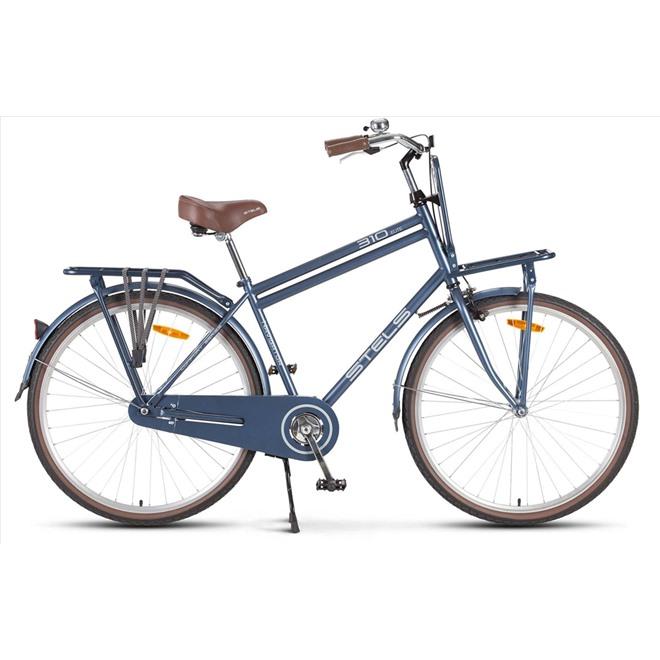 "Велосипед Stels Navigator 28"" 310 Gent V020 (с корзиной), интернет-магазин Sportcoast.ru"