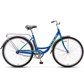 Велосипед Stels Navigator 345 Lady (2016) Синий, интернет-магазин Sportcoast.ru