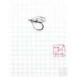 Крючок Koi Weedless Treble Hook № 6 , BN, тройник незацепляйка (5 шт.) KH2335-6BN