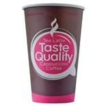Одноразовые стаканы бумажные 400 мл Формация Taste Quality 50 шт HB90-530-0399